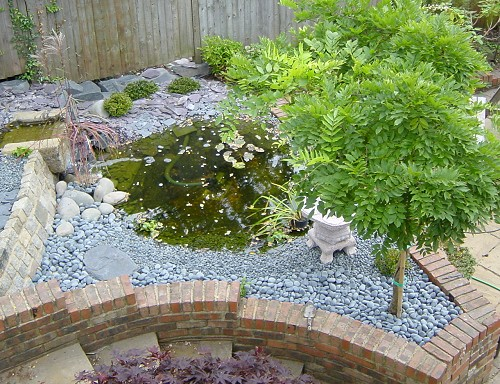 Build A Japanese Garden Lower Level Pool